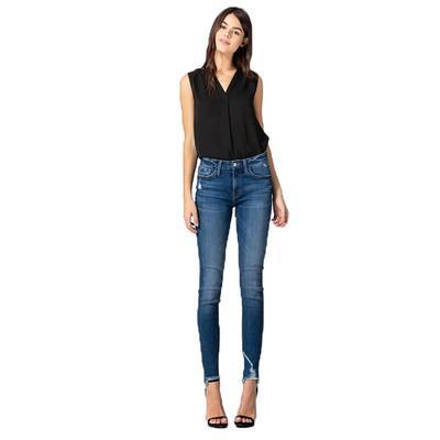 Vervet Ladies Midrise Skinny Jean