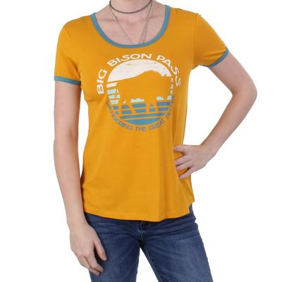 Cinch Ladies Bison Pass Tee