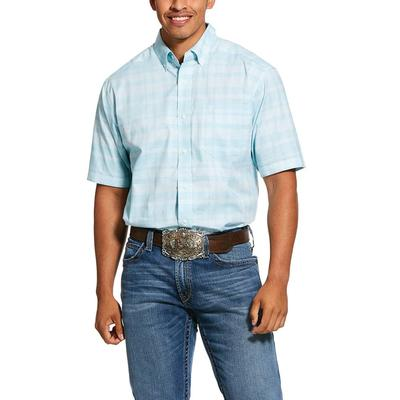 Ariat Mens Pro Series Neptune Classic Fit Stretch Shirt
