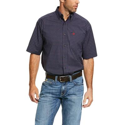 Ariat Mens Pro Series Norwalk Stretch Classic Fit Shirt