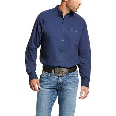 Ariat Mens Air Flow Classic Fit Shirt