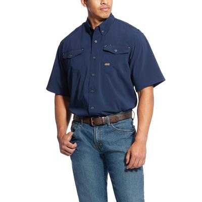 Ariat Mens Rebar Vent Shirt