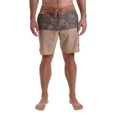 Howler Brothers Men's Stretch Vaquero Board Shorts