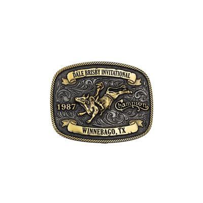 Montana Silversmith Dale Brisby Invitational Buckle