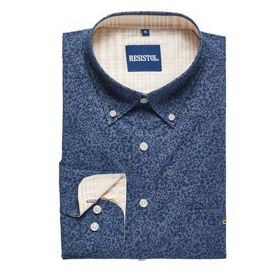 Resistol Long Sleeve Fjord Button Shirt