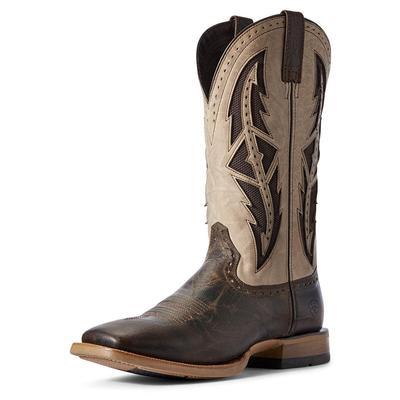 Ariat Men's Stout Brown Cowhand VentTEK Boots
