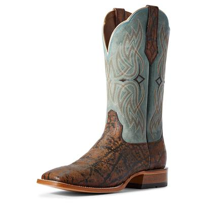 Ariat Men's Bronze Elephant Bobtail Boots