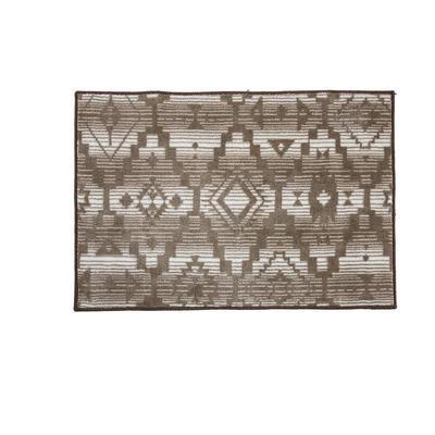 Chalet Aztec Kitchen/Bath rug