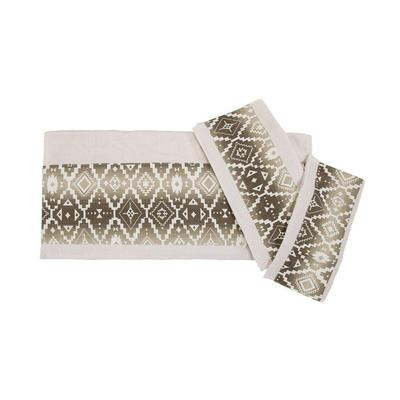 Chalet Aztec 3-pc Bath Towel Set