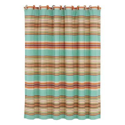 Southwestern Serape Shower Curtain
