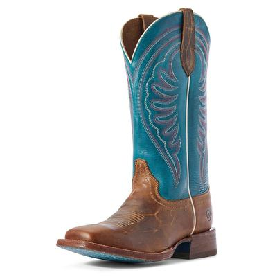 Ariat Women's Tobacco Brown Circuit Shiloh Boots