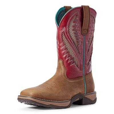 Ariat Women's Antique Tan Anthem VentTEK Boots