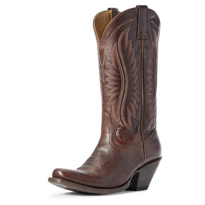 Ariat Women's Iron Brown Circuit Salem Boots
