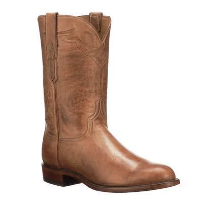 Lucchese Men's Honey Sunset Roper Boots