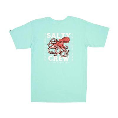 Salty Crew Men's Seafoam Squiddy T-Shirt