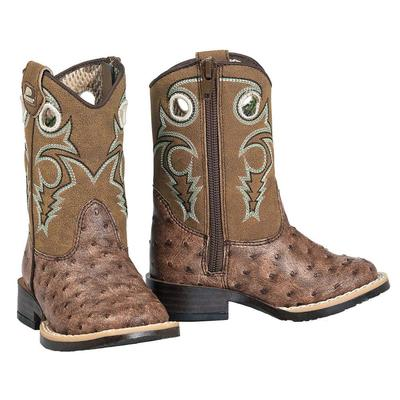 Double Barrel Toddler's Brant Boots