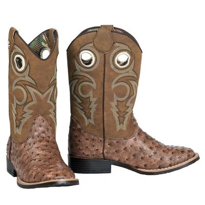 Double Barrel Boy's Brant Boots