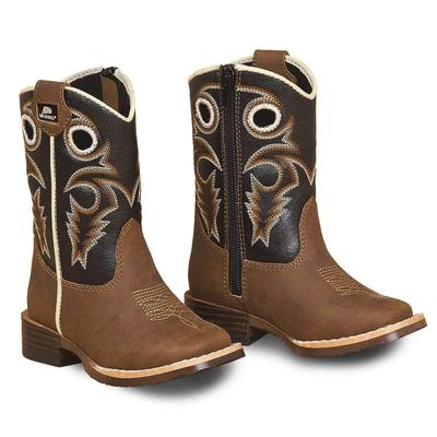 Double Barrel Toddler's Trace Boots