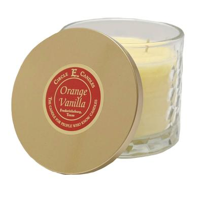 Circle E 25th Anniversary 17oz Candle ORVANILLA