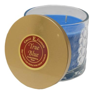 Circle E 25th Anniversary 17oz Candle TRBLUE
