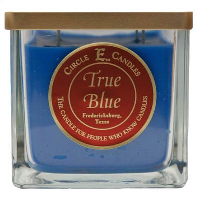 Circle E 25th Anniversary 43oz Candle TRBLUE