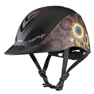 Fallon Taylor Sunflower Riding Helmet