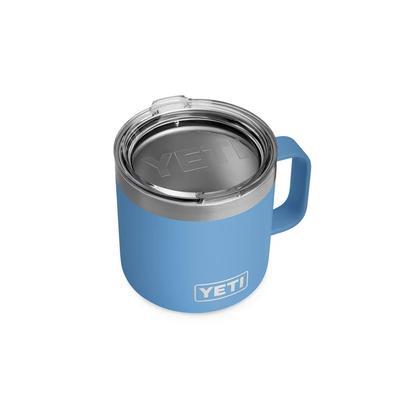 YETI Pacific Blue 14 oz Rambler Mug