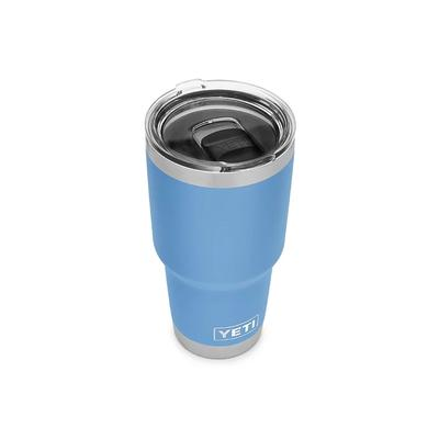 YETI Pacific Blue 30 oz Tumbler With Magslide Lid