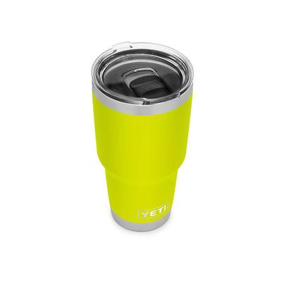 Yeti Chartreuse 30 oz Tumbler With Magslide Lid