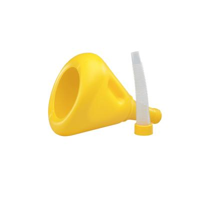 VP Racing Fuel Yellow Oval Funnel