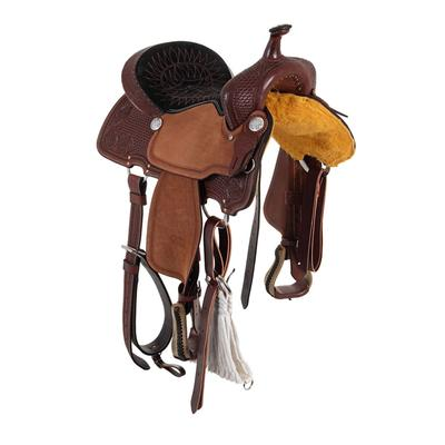 Billy Cook Chuck 14 Inch Barrel Saddle