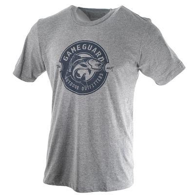 Game Guard Men's Fish Graphic T-Shirt