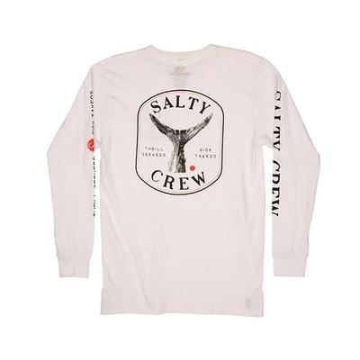 Salty Crew Men's Fishstone Tech T-Shirt