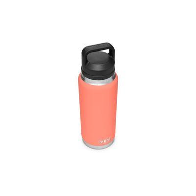 Yeti Coral 36oz Bottle With Chug Cap