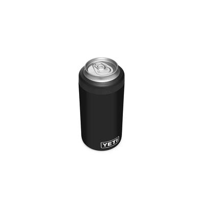 Yeti Black 16oz Tall Colster