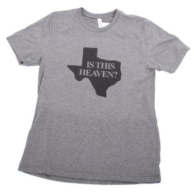 Texas Products Men's Is This Heaven T-Shirt