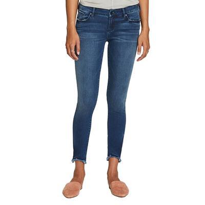 Dear John Gisele Raw Hem Skinny Jeans