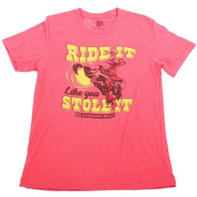 Red Dirt Designs Ride It T-Shirt
