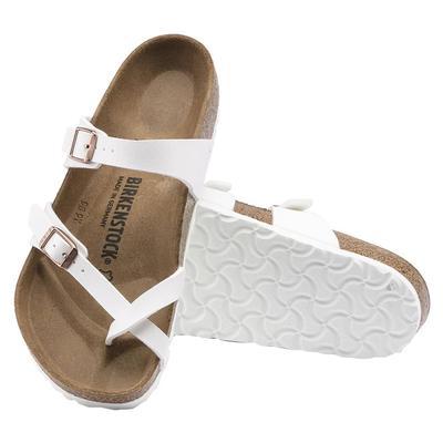 Birkenstock White Mayari White Sandals