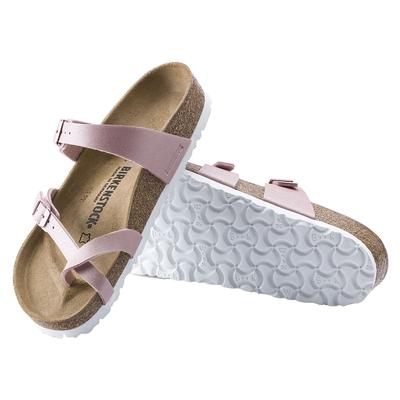 Birkenstock Icy Metallic Old Rose Mayari Sandals