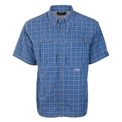 Drake Waterfowl Wingshooter's Plaid Sun Shirt