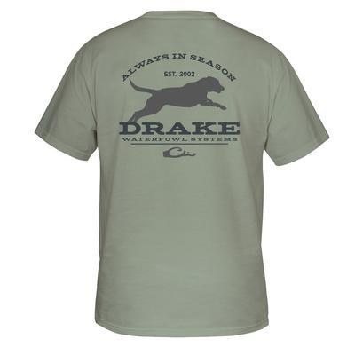 Drake Waterfowl Running Lab Tee