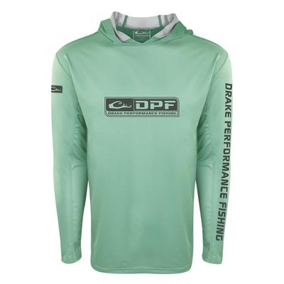 Drake Waterfowl Shield 4 Ligheweight Performance Solid Hoodie