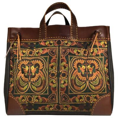 Pranee Amber Handbag