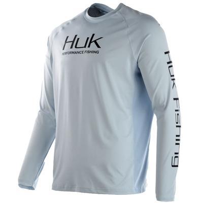 Huk Men's Pursuit Vented Long Sleeve Fishing Shirt