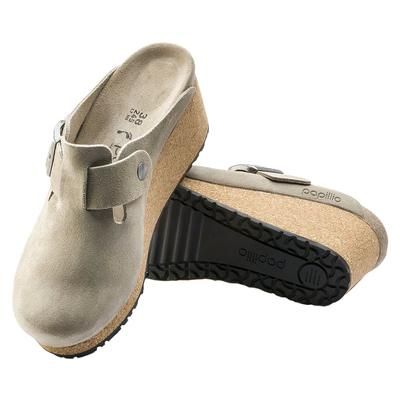 Birkenstock Women's Fanny Taupe Sandals