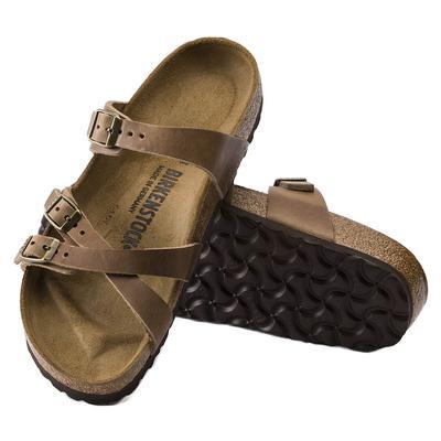 Birkenstock Franca Tobacco Sandals