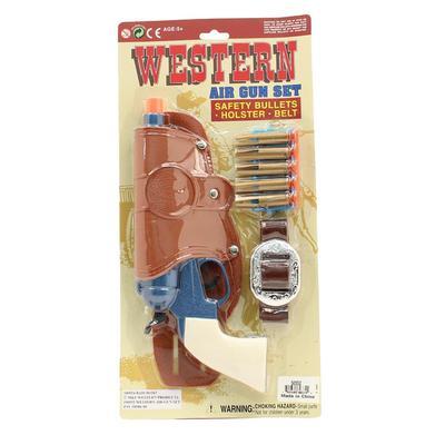 Kids Toy Western Air Gun Set