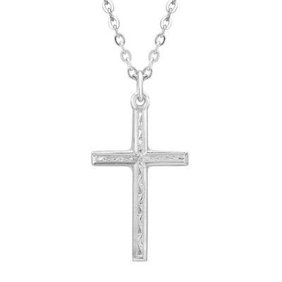 Montana Silversmiths Gratitude Cross Necklace