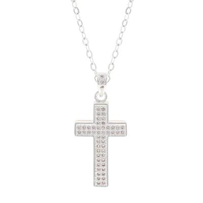 Montana Silversmiths Unwavering Faith Cross Necklace